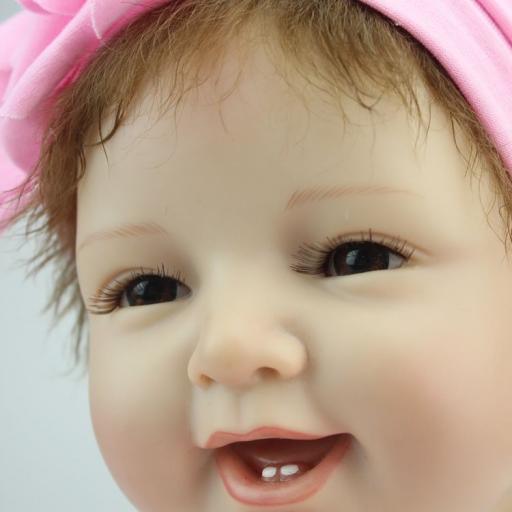Muñeca Reborn Articulada Vinilo Siliconado: ARLET [1]
