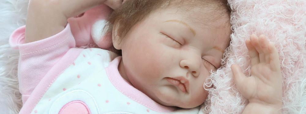 Cuidado de los labios en los bebes Reborn  (Video de Martina)