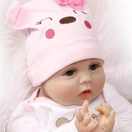 Nueva muñeca Reborn Articulada; Nadiuska [2]