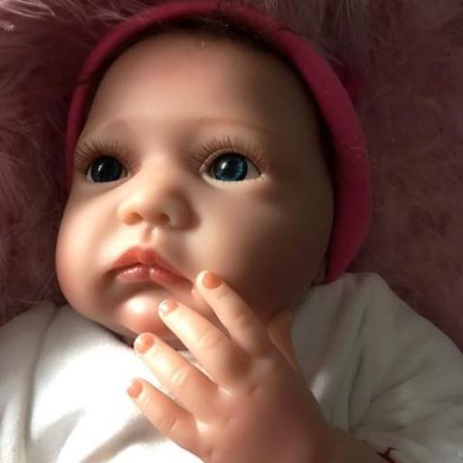 Muñeca Reborn Articulada Despierta; MARTINA [2]