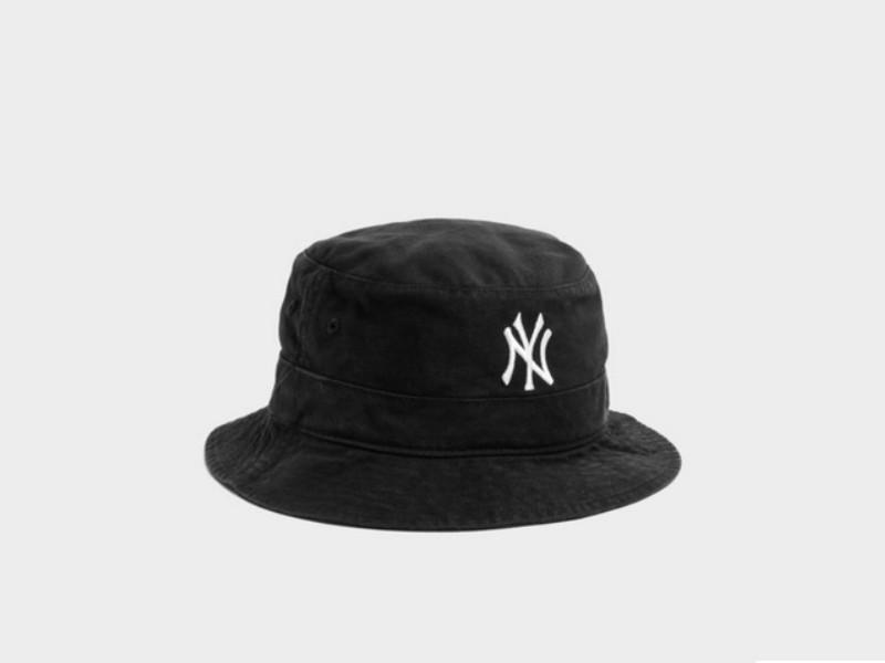47 BRAND Bucket MLB New York Yankees Black