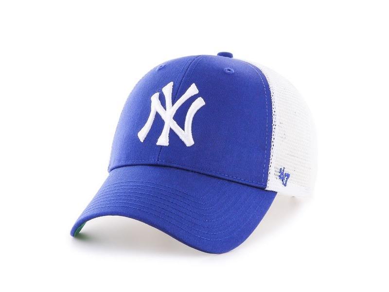 47 BRAND Gorra MLB New York Yankees Branson 47 MVP Royal