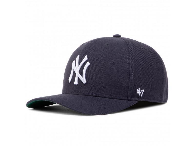 47 BRAND Gorra MLB New York Yankees Cold Zone 47 MVP DP Navy