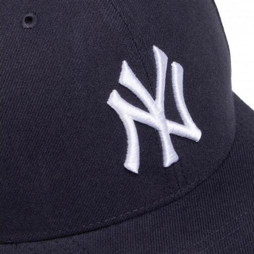 47 BRAND Gorra MLB New York Yankees Cold Zone 47 MVP DP Navy [1]