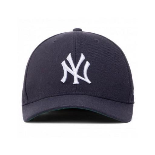 47 BRAND Gorra MLB New York Yankees Cold Zone 47 MVP DP Navy [2]