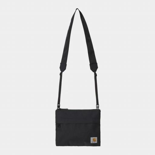 CARHARTT Bolsito bandolera Vernon Strap Bag Soot