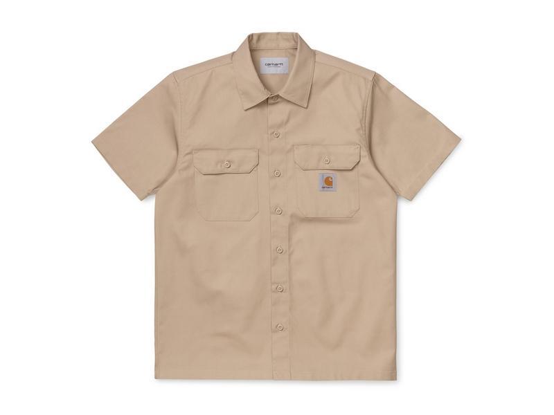 CARHARTT Camisa S/S Master Shirt Wall