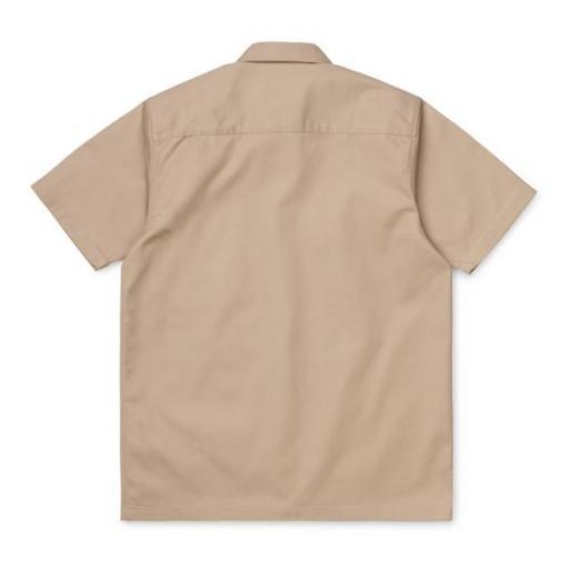 CARHARTT Camisa S/S Master Shirt Wall [1]