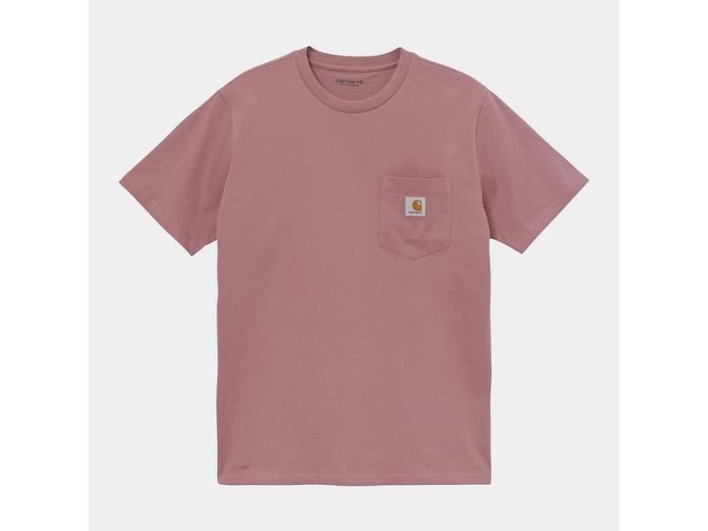 CARHARTT Camiseta S/S Pocket Malaga