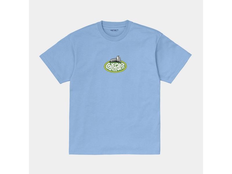 CARHARTT Camiseta S/S Screw T-Shirt Wave
