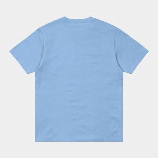 CARHARTT Camiseta S/S Screw T-Shirt Wave [1]