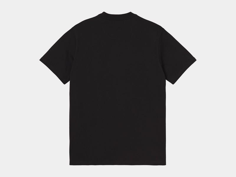 CARHARTT Camiseta S/S Shohei T-Shirt Black