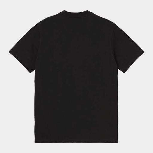 CARHARTT Camiseta S/S Shohei T-Shirt Black [0]