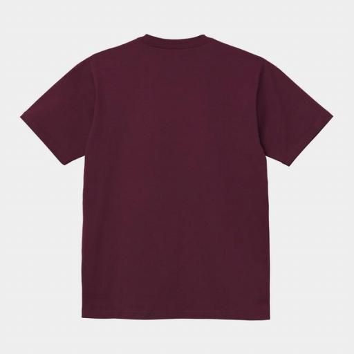 CARHARTT Camiseta S/S University Shiraz White [1]