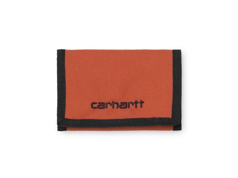 CARHARTT Cartera Payton Cinnamon Black