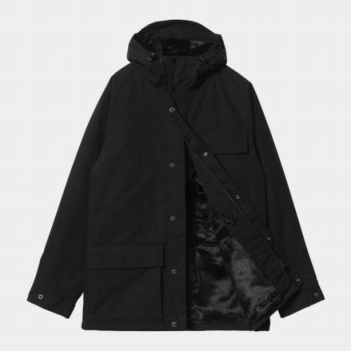 CARHARTT Chaqueta Morden Jacket Black Black [2]