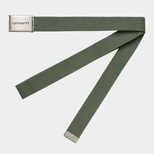 CARHARTT Cinturón Chrome Dollar Green