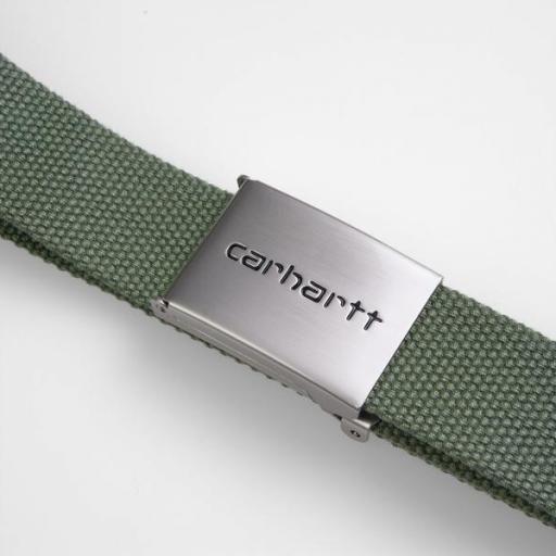 CARHARTT Cinturón Chrome Dollar Green [1]