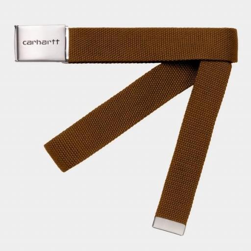 CARHARTT Cinturón Chrome Tawny