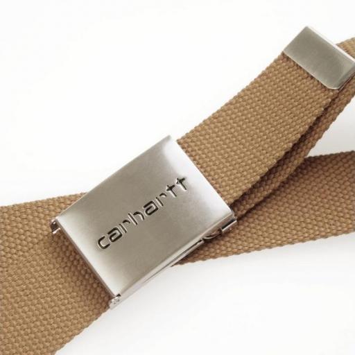 CARHARTT Cinturón Chrome Leather [1]