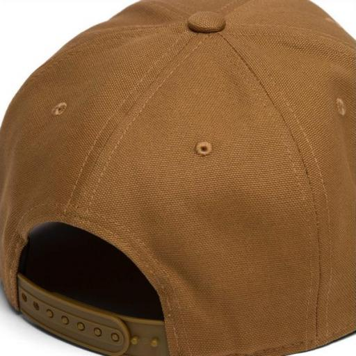 CARHARTT Gorra Logo Cap Hamilton Brown [2]