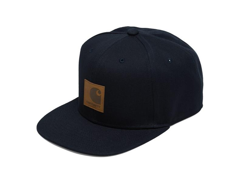 CARHARTT Gorra Logo Cap Dark Navy