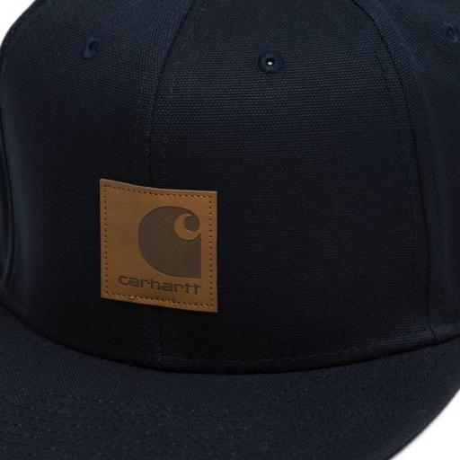 CARHARTT Gorra Logo Cap Dark Navy [1]