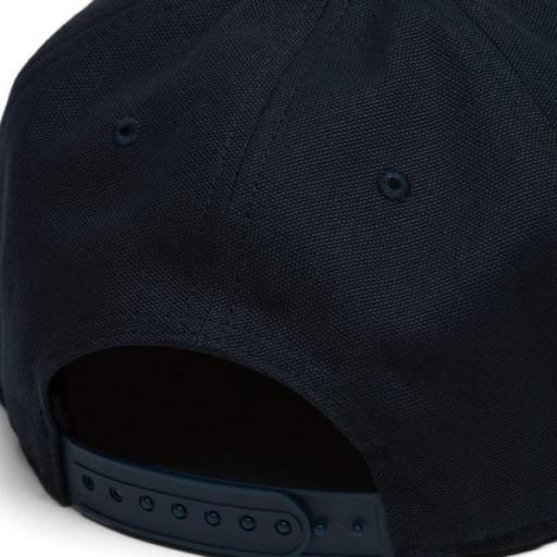 CARHARTT Gorra Logo Cap Dark Navy [2]