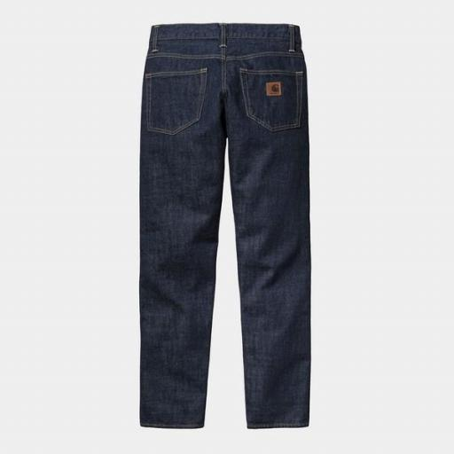 CARHARTT Pantalón Klondike Pant Blue Rinsed [1]