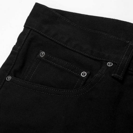 CARHARTT Pantalón Newel Short Black [3]
