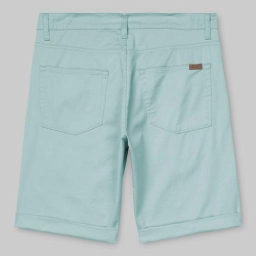 CARHARTT Pantalón corto Swell Soft Aloe Rinsed [3]