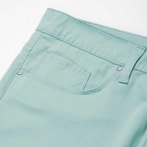 CARHARTT Pantalón corto Swell Soft Aloe Rinsed [2]