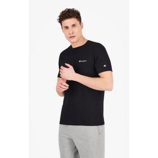 CHAMPION Camiseta Legacy Crewneck Black