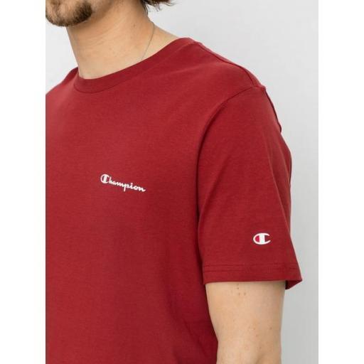 CHAMPION Camiseta Legacy Crewneck Row [1]