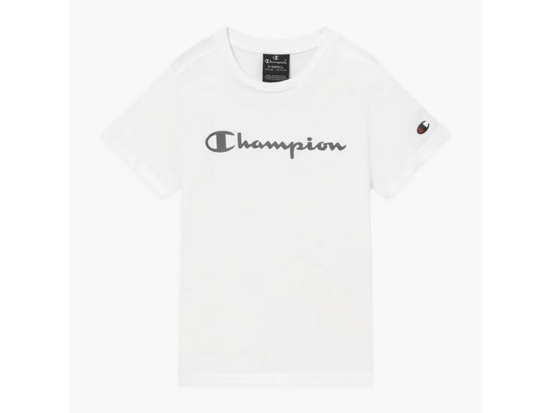 CHAMPION Camiseta niño 305169-RS046 White