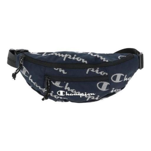 CHAMPION Riñonera Unisex Bum Bag Navy Allover
