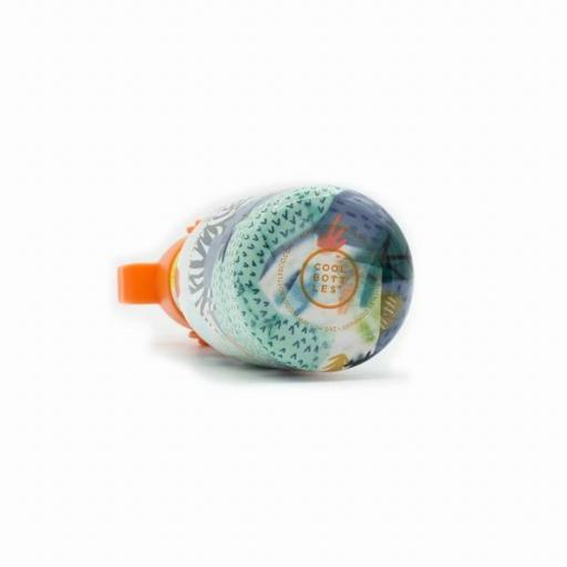COOL BOTTLES Botella térmica 260 ml. Kids Savannah Kingdom [2]