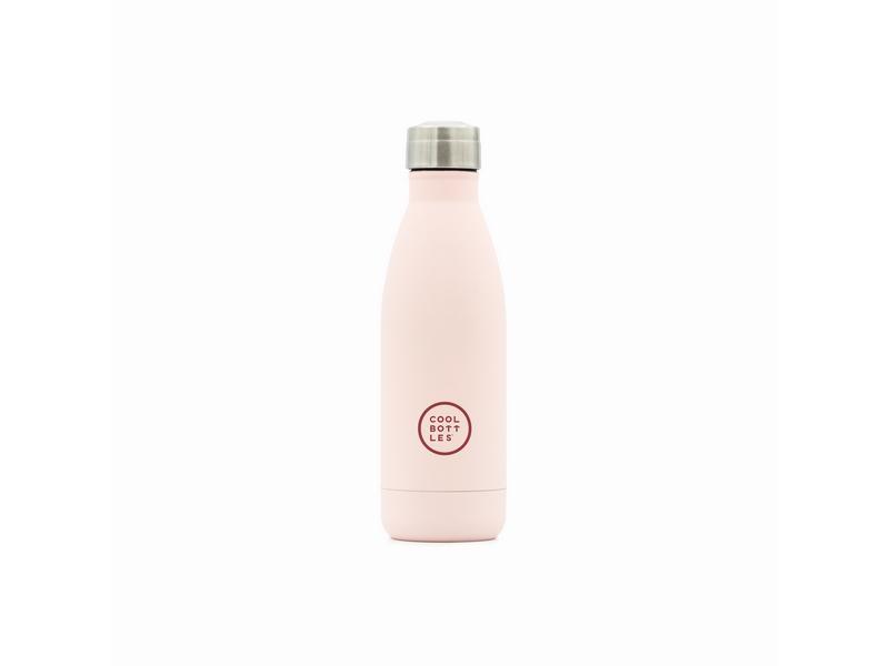 COOL BOTTLES Botella térmica 350 ml. Pastel Pink