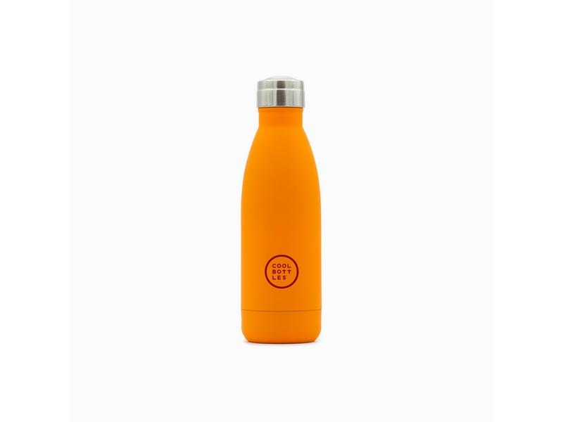 COOL BOTTLES Botella térmica 350 ml. Vivid Orange