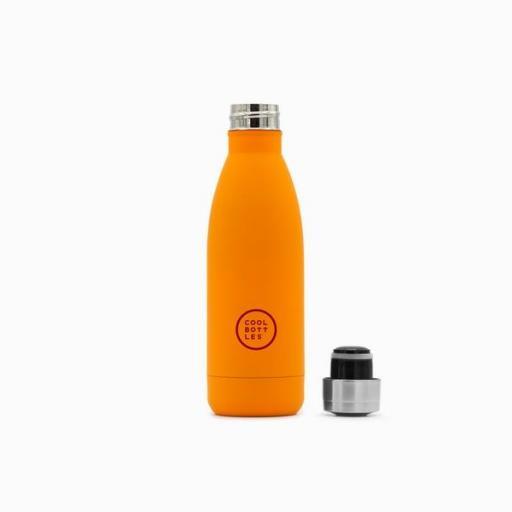 COOL BOTTLES Botella térmica 350 ml. Vivid Orange [1]