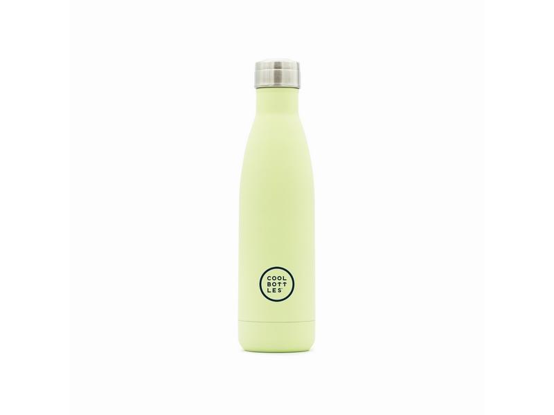 COOL BOTTLES Botella térmica 500 ml. Pastel Green