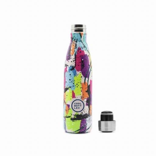 COOL BOTTLES Botella térmica 500 ml. Urban Amsterdam [1]
