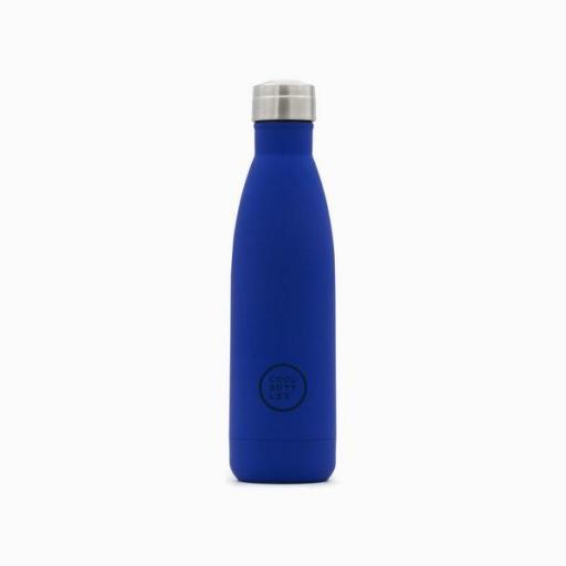 COOL BOTTLES Botella térmica 500 ml. Vivid Blue