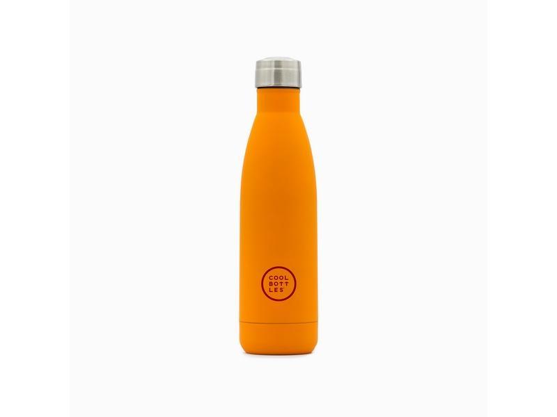 COOL BOTTLES Botella térmica 500 ml. Vivid Orange
