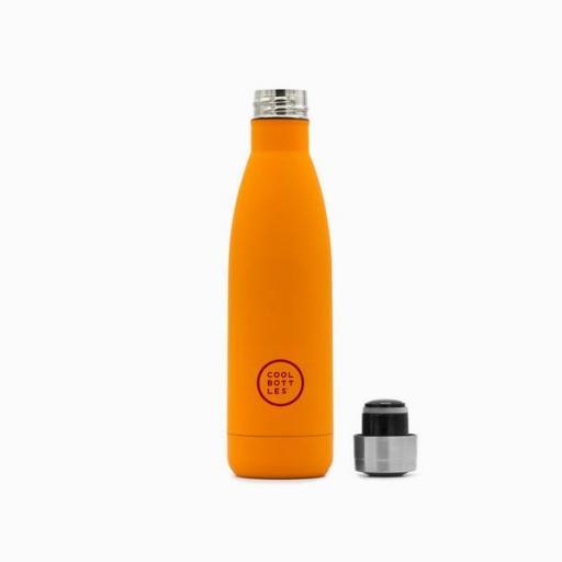 COOL BOTTLES Botella térmica 500 ml. Vivid Orange [1]
