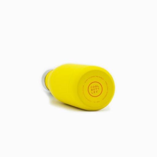 COOL BOTTLES Botella térmica 500 ml. Vivid Yellow [2]