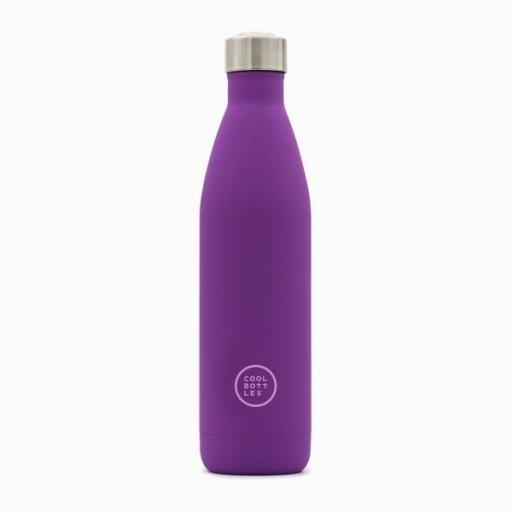 COOL BOTTLES Botella térmica 750 ml. Vivid Violet
