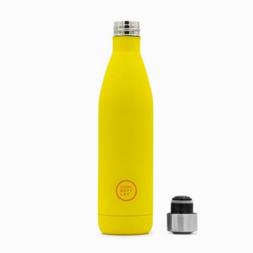 COOL BOTTLES Botella térmica 750 ml. Vivid Yellow [1]