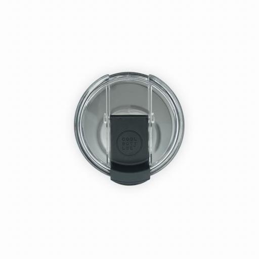 COOL BOTTLES Vaso térmico The Tumbler 330 ml. Mono White [1]
