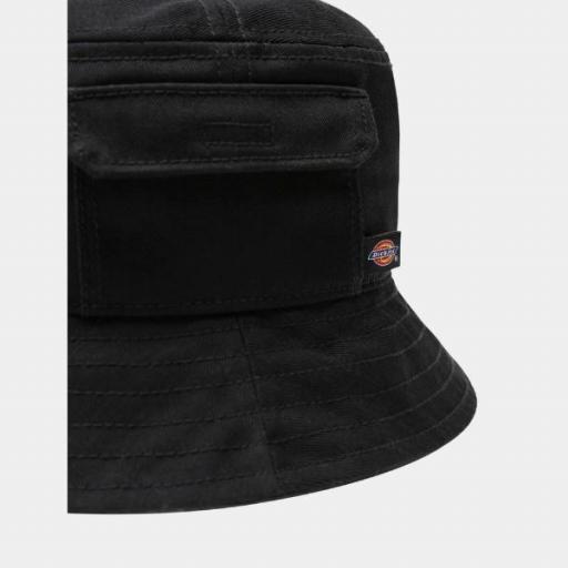 DICKIES Bucket Bogalusa Black [2]